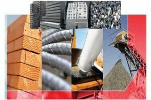 محصولات ساختمانی